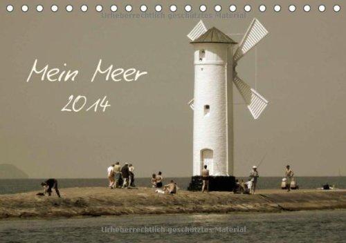 9783660233520: Mein Meer 2014 Tischkalender 2014 Din