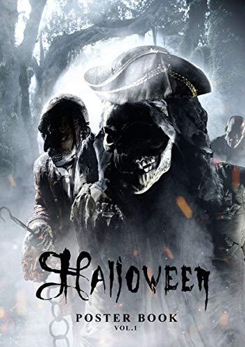9783660248456: Halloween Optische Horror Illusionen Poster Book Vol.1 (Posterbuch DIN A3 hoch): Die Halloween-Motive zeigen die zum Leben erwachten Monster der Burg Frankenstein. (Posterbuch, 14 Seiten)