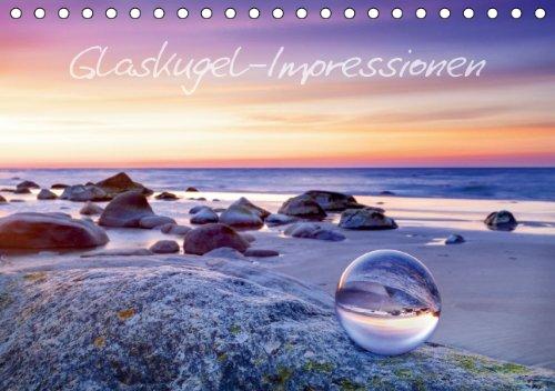 9783660274424: Glaskugel Impressionen Tischkalender 2