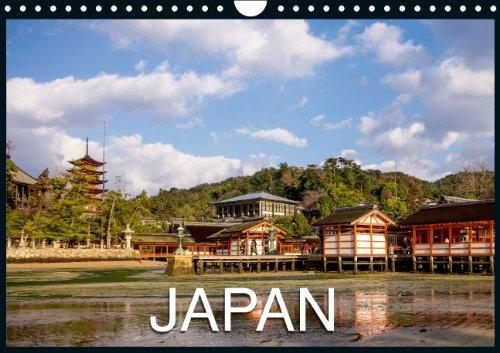 9783660292824: Japan (Wandkalender 2014 DIN A4 quer): Impressionen aus dem Land der aufgehenden Sonne (Monatskalender, 14 Seiten)