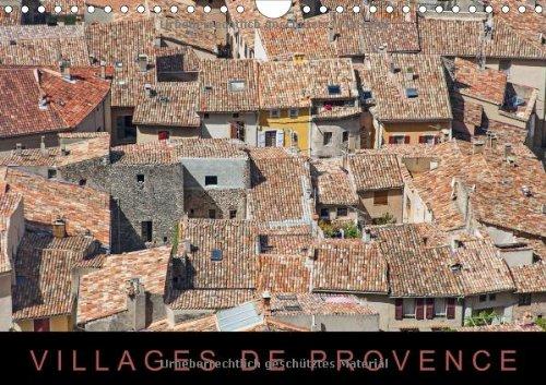 9783660298093: Villages de Provence (Wandkalender 2014 DIN A4 quer): Eine Fotoreise durch die malerischen Dörfer und Städte der Provence. (Monatskalender, 14 Seiten)