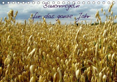 9783660304213: Bauernregeln F� R Das Ganze Jahr Tisch