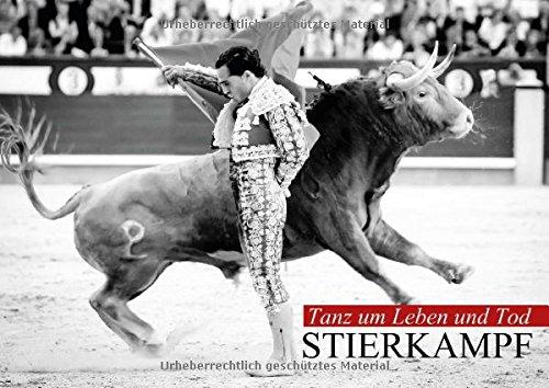 9783660353129: Tanz um Leben und Tod - Stierkampf (Posterbuch DIN A3 quer): Der Mythos vom Kampf (Posterbuch, 14 Seiten)