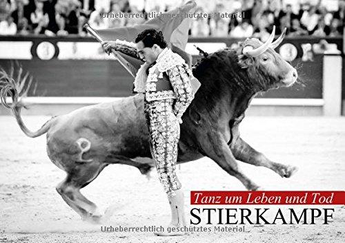 9783660353143: Tanz um Leben und Tod - Stierkampf (Posterbuch DIN A4 quer): Der Mythos vom Kampf (Posterbuch, 14 Seiten)