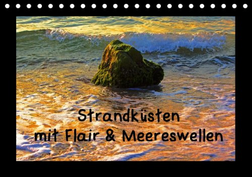 9783660355246: Strandküsten mit Flair & Meereswellen - Author: Kaula Gabi