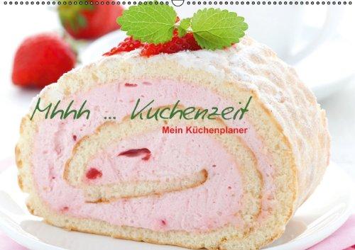 9783660364989: Mhhh ... Kuchenzeit Mein K� Chenplaner