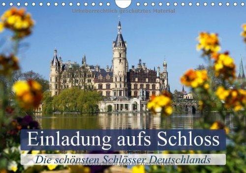 9783660366112: Einladung aufs Schloss - die schönsten Schlösser Deutschlands: Einladung aufs Schloss A4 quer