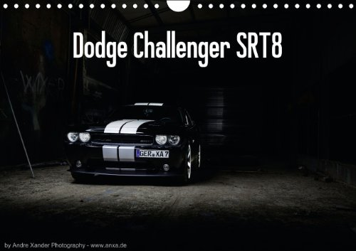 9783660378160: Dodge Challenger SRT8: Dodge Challenger SRT8 A4 quer