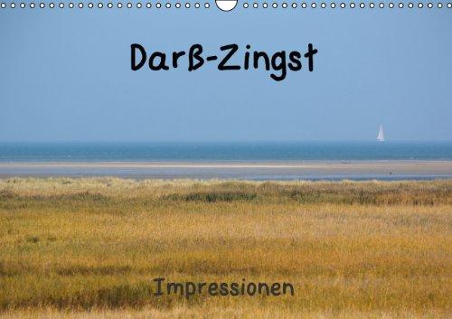 9783660379211: Darãÿ Zingst Impressionen Wandkalender