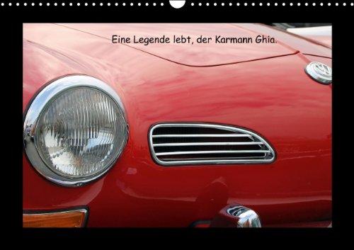 9783660389258: Eine Legende lebt, der Karmann-Ghia - Author: Sabel Jörg