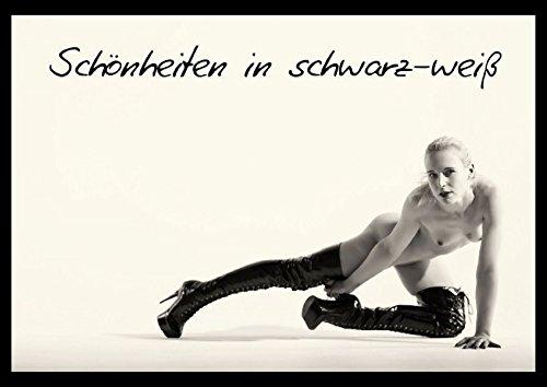 9783660390308: Schönheiten in schwarz-weiß (Posterbuch DIN A4 quer): Künstlerische Aktfotografien in schwarz-weiß (Posterbuch, 14 Seiten)