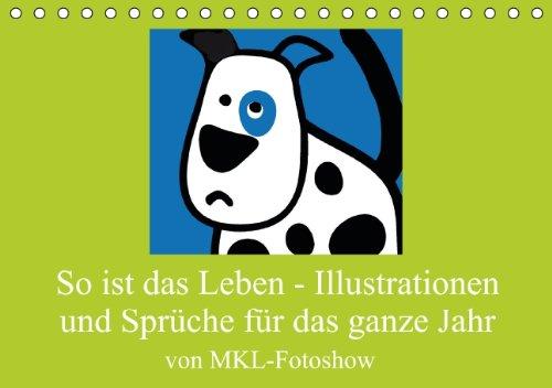 9783660394412: So Ist Das Leben Illustrationen Und S