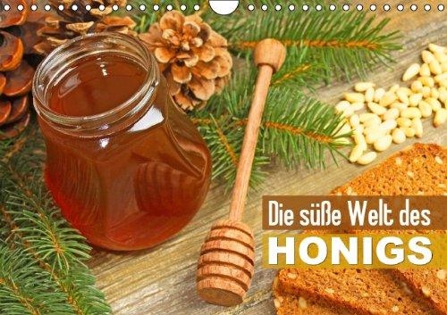 9783660398052: Die süße Welt des Honigs: Die süße Welt des Honi A4 quer