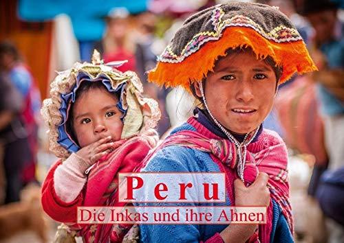 9783660398526: Peru, die Inkas und ihre Ahnen (Posterbuch DIN A3 quer): Fotoaufnahmen bekannter Inkastätten und der heutigen nachfolgenden Indio Bevölkerung in den Anden Perus (Posterbuch, 14 Seiten)