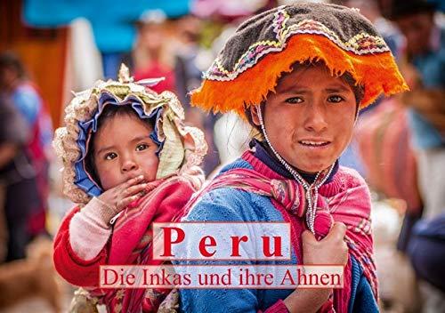9783660398533: Peru, die Inkas und ihre Ahnen (Tischaufsteller DIN A5 quer): Fotoaufnahmen bekannter Inkastätten und der heutigen nachfolgenden Indio Bevölkerung in den Anden Perus (Tischaufsteller, 14 Seiten)