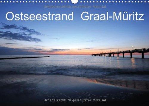 9783660413564: Ostseestrand Graal-Müritz: Ostseestrand Graal-Mür A3 quer