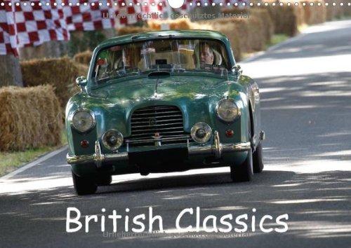 9783660419498: British Classics: British Classics A3 quer