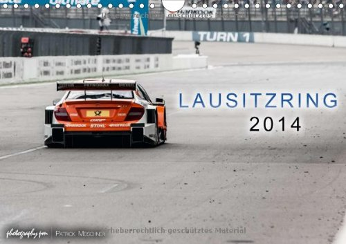 9783660421842: Lausitzring 2014: Lausitzring 2014 A4 quer