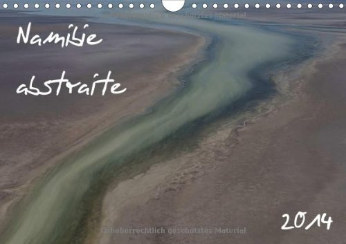9783660434552: Namibie abstraite / FR-Version - Author: Wolf Gerald