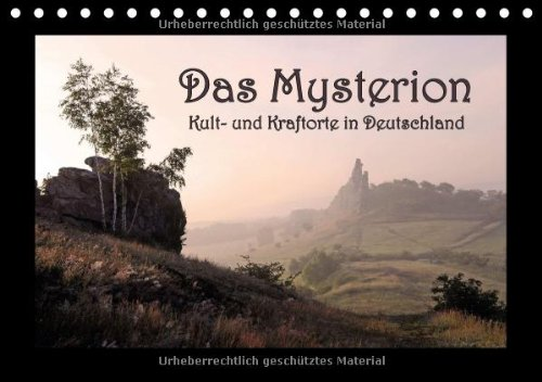 9783660436167: Das Mysterion Kult Und Kraftorte in