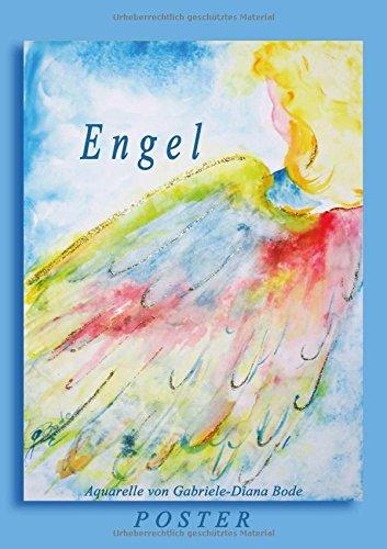 9783660437324: ENGEL (Posterbuch DIN A3 hoch): Engelbilder für die Seele (Posterbuch, 14 Seiten )