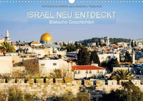 9783660439373: Biblische Geschichten - Israel neu entdeckt: Biblische Geschichten A3 quer