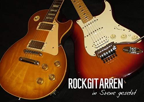 9783660445381: ROCKGITARREN in Szene gesetzt (Posterbuch DIN A2 quer): Auf jeder Seite präsentiert sich eine andere Gitarrenschönheit. (Posterbuch, 14 Seiten)