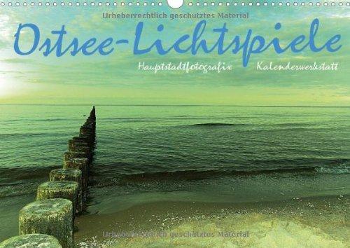 9783660451696: Ostsee-Lichtspiele: Ostsee-Lichtspiele A3 quer