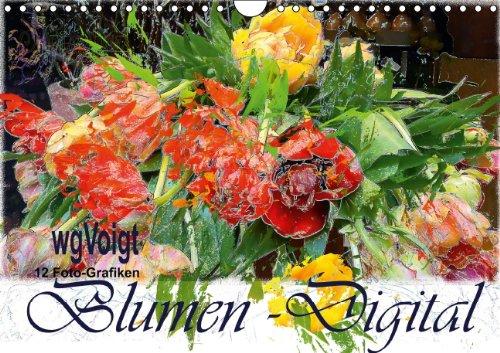9783660452143: Blumen - Digital - Author: wgVoigt