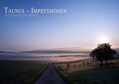 9783660476026: Taunus-Impressionen (Posterbuch DIN A2 quer): Jahreszeiten im Taunus (Posterbuch, 14 Seiten)