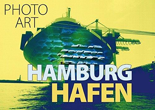 9783660501506: Photo-Art / Hamburg Hafen (Posterbuch DIN A4 quer): Fotokunst von Susanne Sachers (Posterbuch, 14 Seiten)