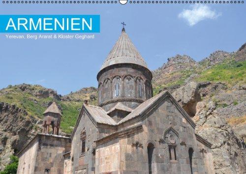 9783660509243: ARMENIEN (Wandkalender immerwährend DIN A2 quer): Eine zauberhafte Reise durch Armenien (Monatskalender, 14 Seiten)
