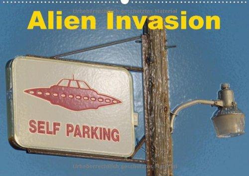 9783660528619: Alien Invasion / Geburtstagsplaner - Author: Stanzer Elisabeth