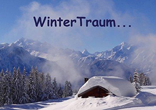 Winter Traum (Tischaufsteller DIN A5 quer): Winterbilder: MIchel, Susan