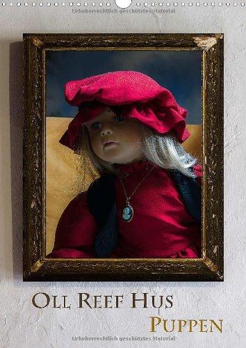 9783660557398: Oll Reef Hus Puppen Wandkalender 2