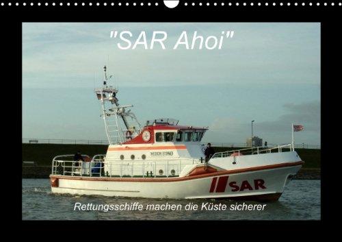 9783660558937: SAR Ahoi - Rettungsschiffe machen die Küste sicherer - Author: Thede Peter