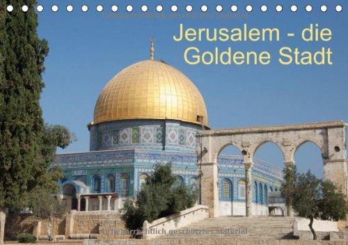 9783660562491: Jerusalem Die Goldene Stadt Tischkal