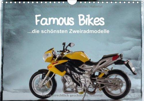 9783660566437: Famous Bikes Die Schã¶nsten Zweiradmo