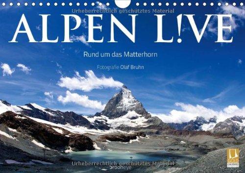 9783660569483: Alpen Live Rund Um Das Matterhorn Wa