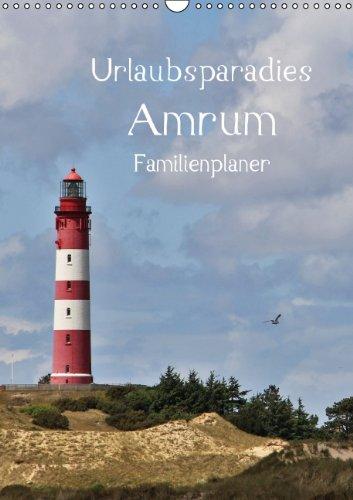 9783660571905: Urlaubsparadies Amrum Familienplaner