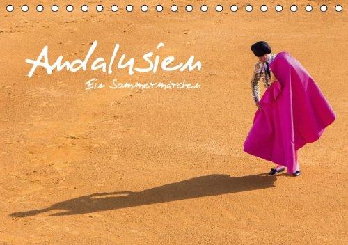 9783660572599: Andalusien Ein Sommerm�rchen Tischk