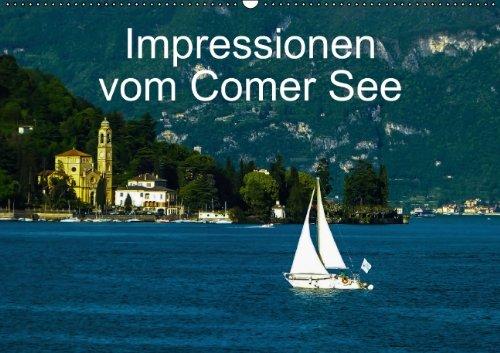 9783660572872: Impressionen Vom Comer See Wandkalende