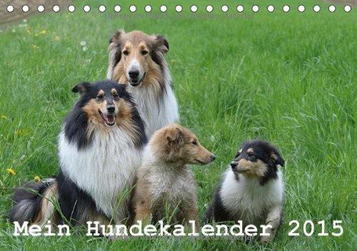 9783660574944: Mein Hundekalender 2015 Tischkalender