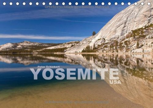 9783660579116: Yosemite - USA - Author: Schickert Peter