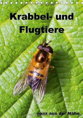 9783660581102: Krabbel Und Flugtiere Planer Tischk