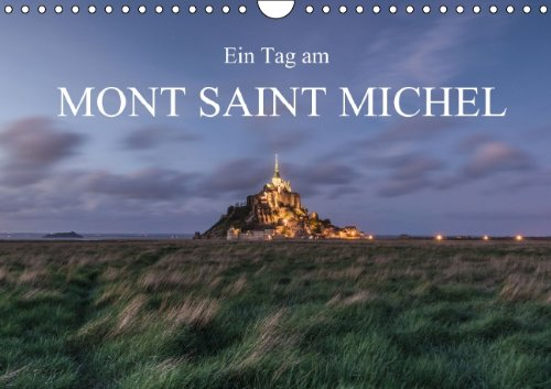 9783660581973: Ein Tag am Mont Saint Michel - Author: photography romanburri