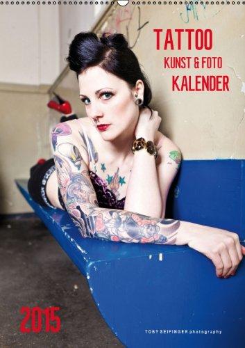 9783660582666: Tattoo Kunst Amp Foto Kalender Wandk