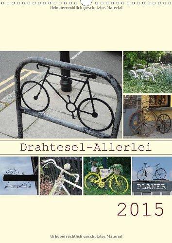 9783660591347: Drahtesel Allerlei Planer Wandkalend