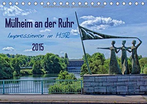 9783660596847: Mülheim an der Ruhr - Impressionen in HDR - Author: Hebgen Peter