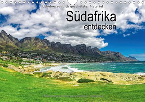 9783660598421: Südafrika entdecken - Author: hessbeck.fotografix